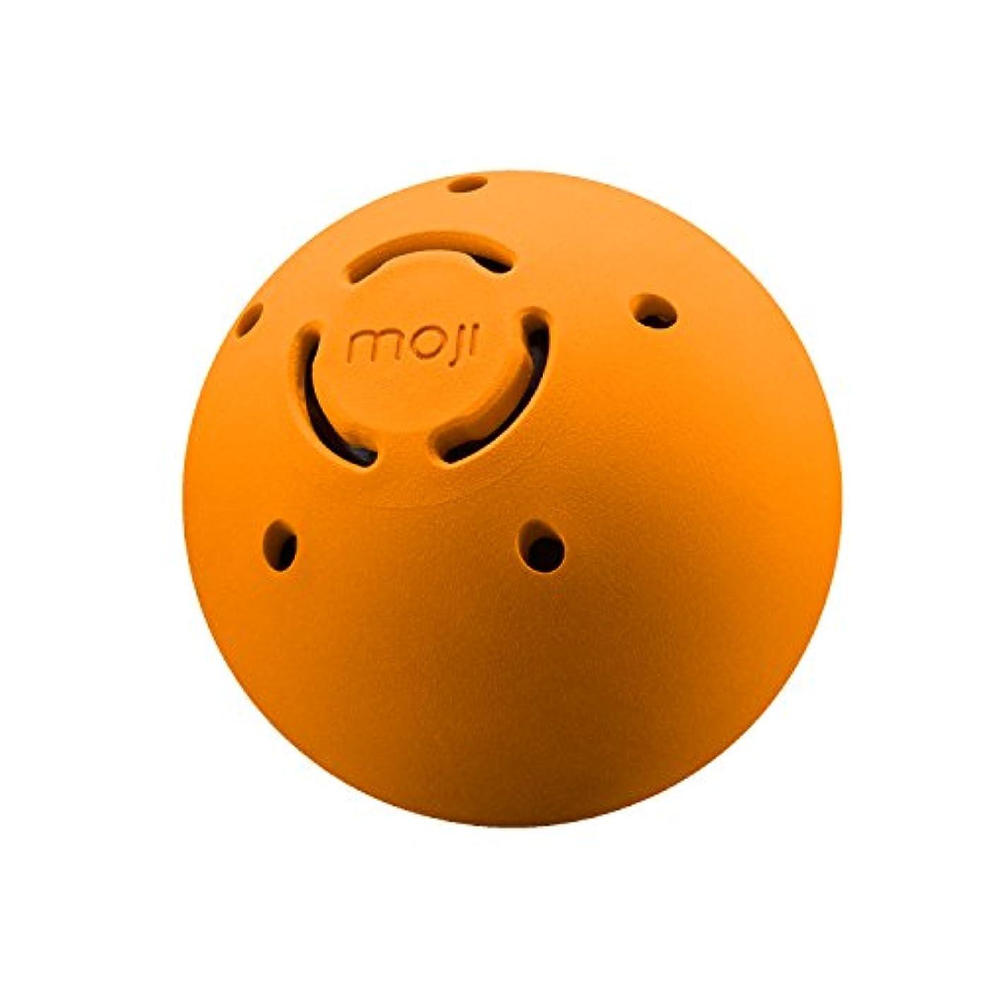 名声経過イヤホン温熱 マッサージボール 筋肉の痛み 筋肉をほぐす 血流促進 MojiHeat Massage Ball (Large)