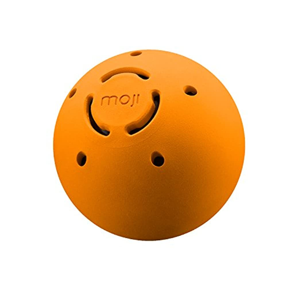 居間服を着る雄大な温熱 マッサージボール 筋肉の痛み 筋肉をほぐす 血流促進 MojiHeat Massage Ball (Large)