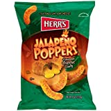 Herr's Jalapeno Poppers Cheese Curls 1 Pack,  228g