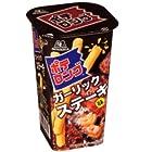 森永製菓 ポテロング ガーリックステーキ味 43g 60コ入り