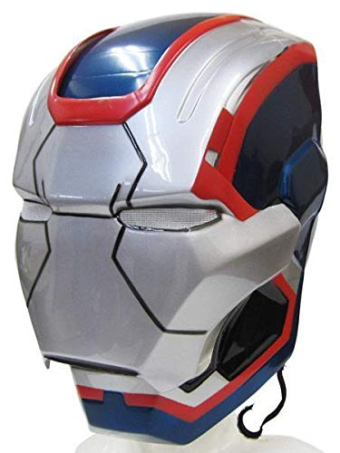 アイアンパトリオット ヘルメットマスク アイアンマン3 ハロウィン 被り物 かぶりもの 仮装 変装 変身 グッズ