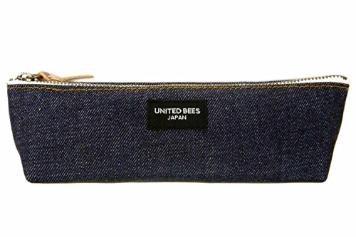 ユナイテッドビーズ 筆箱 ボートペンケース 岡山デニム UBM-BPN-100