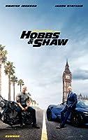 ホッブズアンドショー–アメリカの映画の壁のポスター印刷-30cm x 43cm / 12インチx 17インチFast&Furious