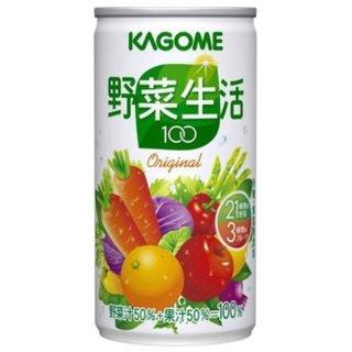 野菜生活100 オリジナル 190g ×30本