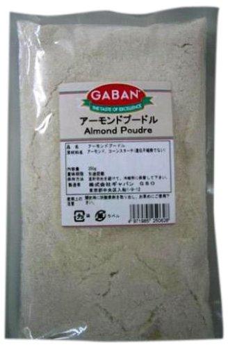 GABAN アーモンドプードル 250g
