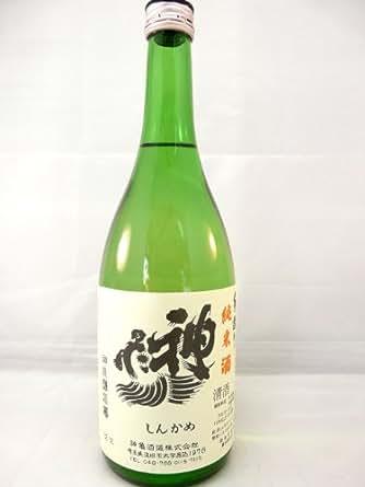 神亀 純米酒 720ml