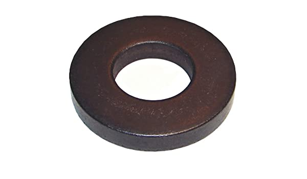 5mm Thick M12 Bolt Size Pack of 10 Morton FW-412 Black Oxide Steel Heavy Duty Flat Washer 13mm ID x 28mm OD