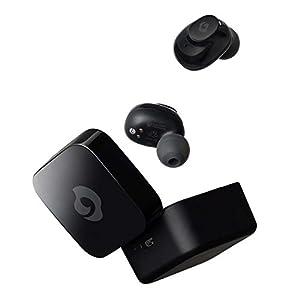 GLIDiC Sound Air TW-5000 完全ワイヤレスイヤホン Bluetooth対応 / マイク搭載 / 充電ケース付 / 自動ON/OFF ブラック 【日本正規代理店品】 SB-WS54-MRTW/BK