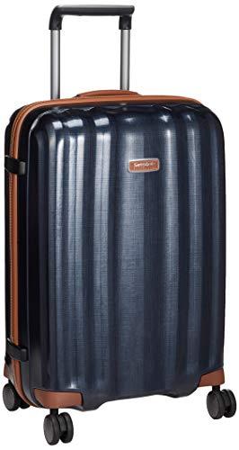 [サムソナイトブラックレーベル] スーツケース ライトキューブ デラックス スピナー 68/25 国内正規品 保証付 68 cm 2.9kg ミッドナイトブルー