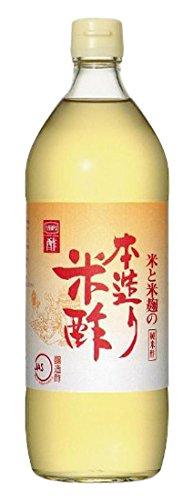 内堀醸造の本造り米酢