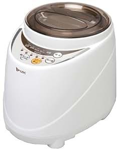 エムケー 家庭用精米機 新鮮風味づき 無水米とぎコース付き SM-500W