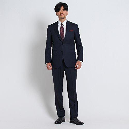 (タケオキクチ) TAKEO KIKUCHI 【PNJ】砂子縞柄シングルスーツ[メンズ スーツ ウール ストライプ] 07064004