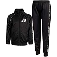 Pro Athlete Boys' 2-Piece Athletic Tricot Jogger Pant Set