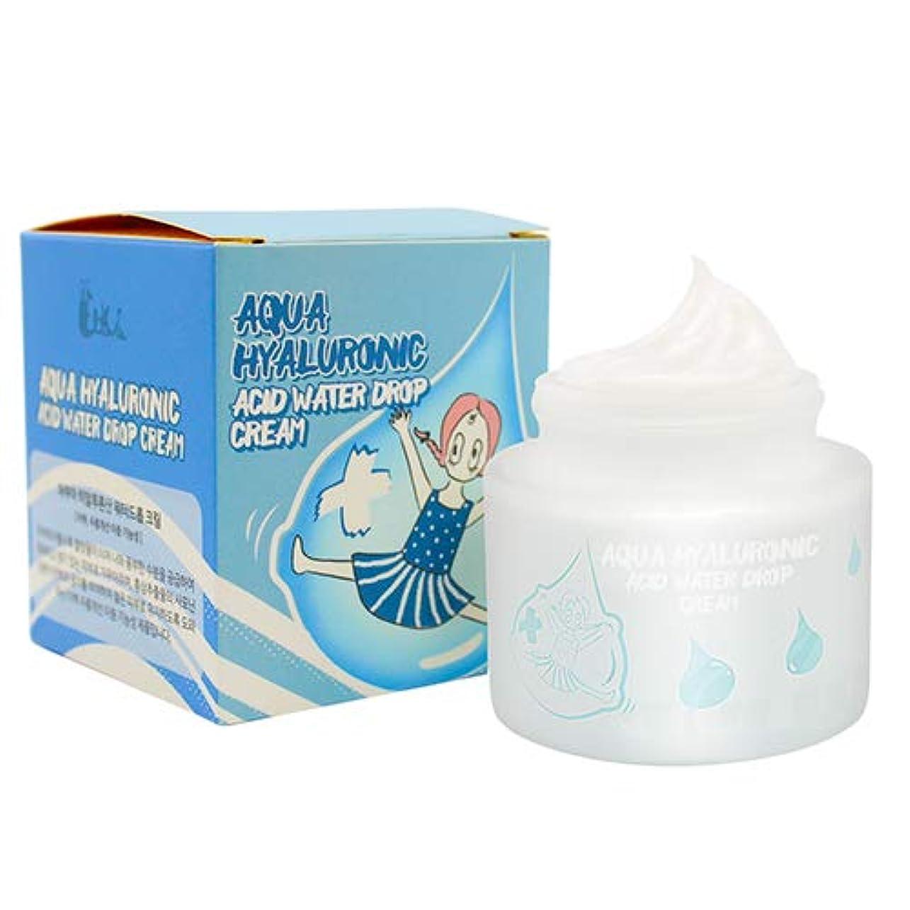 暖かさ支配的工夫するElizavecca アクア ヒアルロン酸 ウォータードロップ クリーム / Aqua Hyaluronic Acid Water Drop Cream (50ml) [並行輸入品]