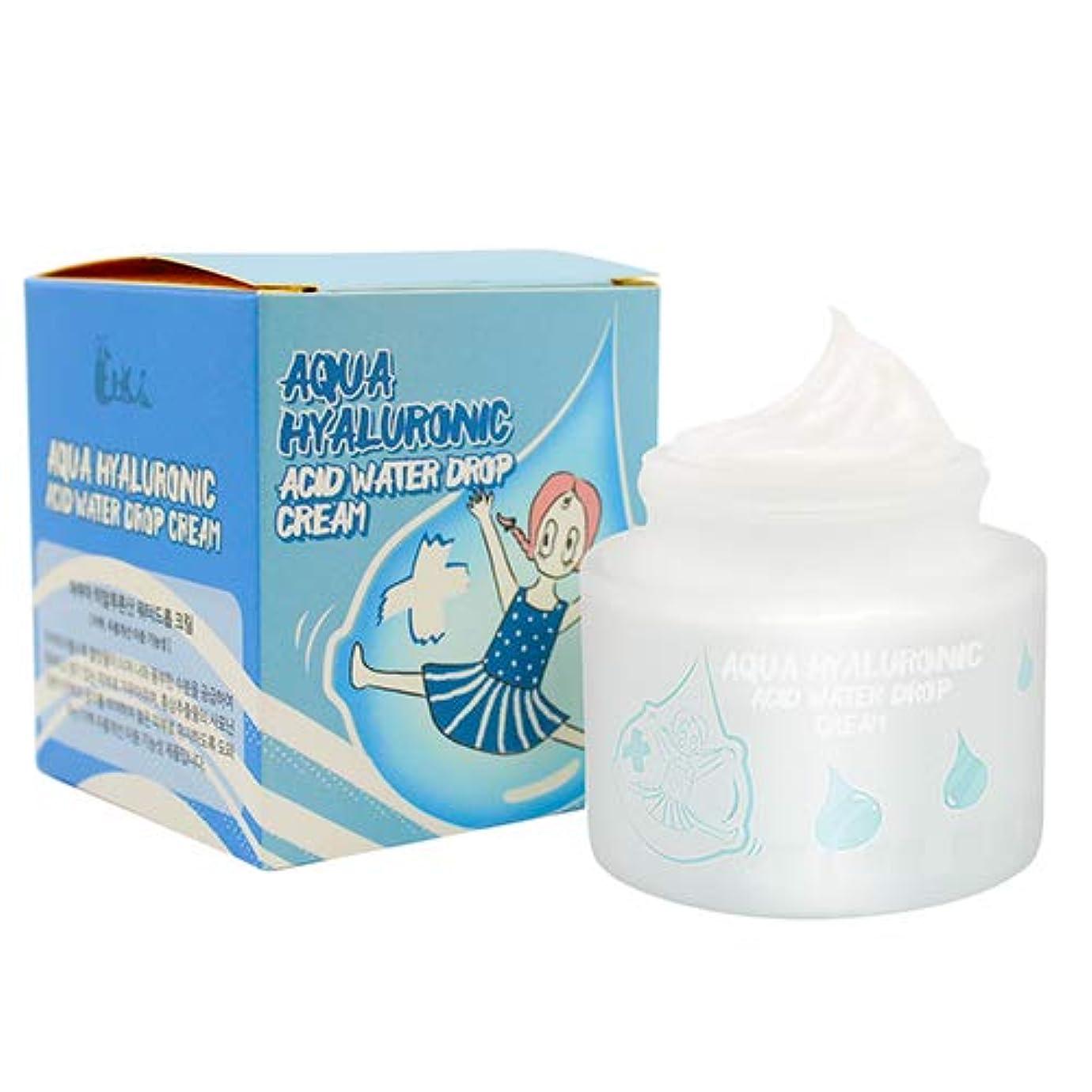 サイクロプス不安定なそれElizavecca アクア ヒアルロン酸 ウォータードロップ クリーム / Aqua Hyaluronic Acid Water Drop Cream (50ml) [並行輸入品]