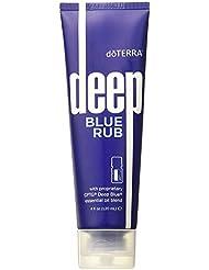 doTERRA ディープブルーラブ 120ml  Deep Blue Rub 日々の不快感を解消 CPTG 基準一等級100% エッセンシャルオイル [海外直送品]