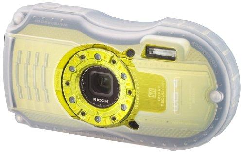 PENTAXデジタルカメラケースプロテクタージャケットO-CC1352半透明39994