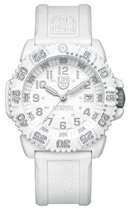 [ルミノックス]Luminox 腕時計 ネイビーシールズ 3057 WO ホワイトアウト メンズ 【正規輸入品】