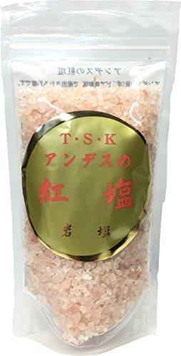 富山資源開発 アンデスの紅塩 粗目 250g [0189]