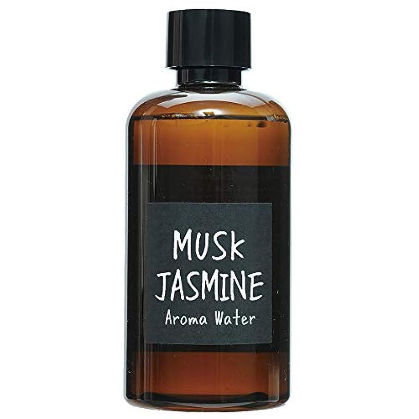 メンダシティぴったり無人ノルコーポレーション アロマウォーター ジョンズブレンド 加湿器用 ムスクジャスミンの香り 520ml