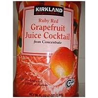 KIRKLAND Grapefruit Juice カークランド グレープ フルーツ ジュース カクテル 40% 2.84L X 1
