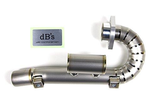 dBs EX3チタンエキパイ モンスター WR250R(08-14) WR250X(08-14) WR250-EX3