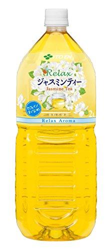 伊藤園 Relax ジャスミンティー 2L×6本
