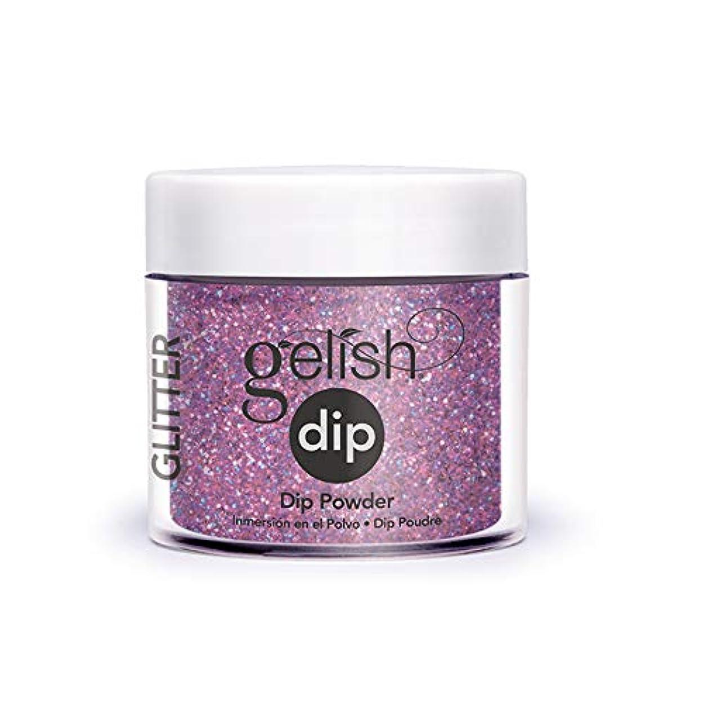 抽選バナー溶けるHarmony Gelish - Acrylic Dip Powder - #partygirlproblems - 23g / 0.8oz
