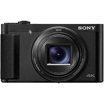 ソニー SONY コンパクトデジタルカメラ サイバーショット ブラック102mm×58.1mm×35.5mm Cyber-shot DSC-HX99