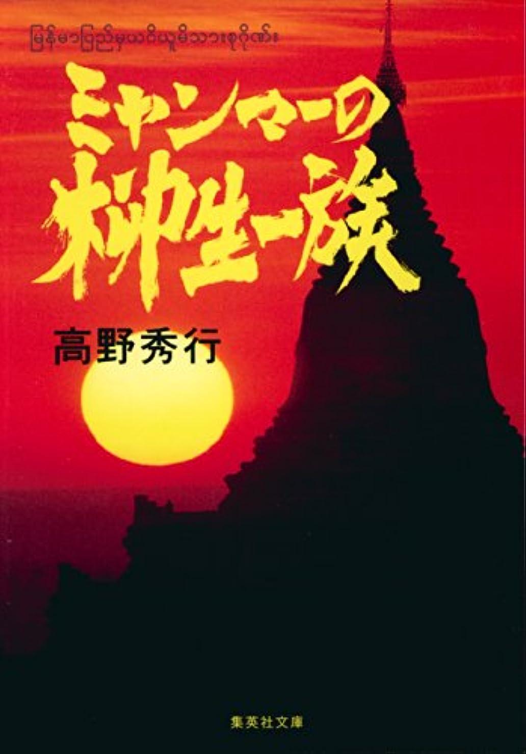 シャークモジュール説明する【カラー版】ミャンマーの柳生一族 (集英社文庫)