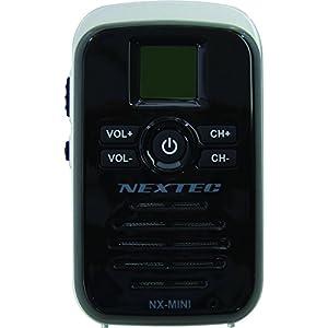 F.R.C NEXTEC(ネクステック) 特定小電力トランシーバー NX-MINIBK NI-MINI BK