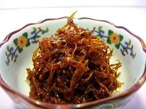 内野海産 淡路名産・いかなご釘煮 220g入りお徳用パック: 食品・飲料・お酒