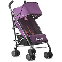 Joovy Groove Ultralight Lightweight Travel Umbrella Stroller, Purpleness by Joovy [並行輸入品]