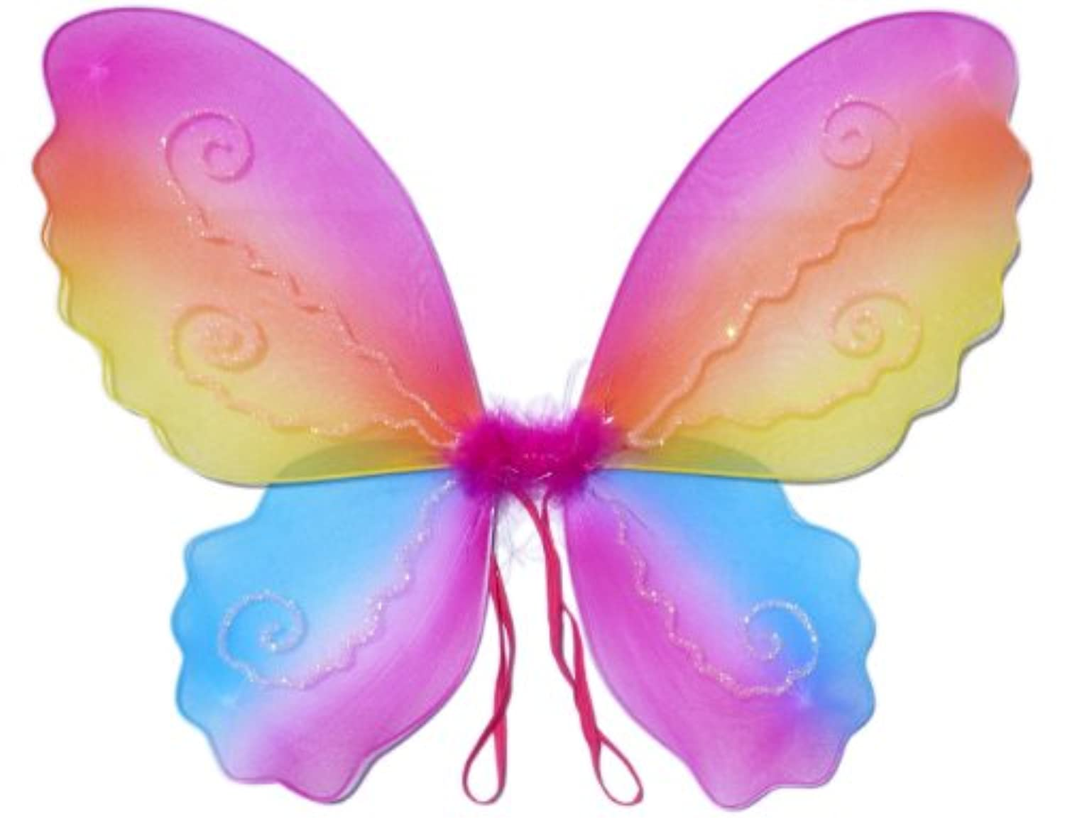 [GlitZGlam]GlitZGlam Butterfly Wing / Fairy Wing Costume for Rainbow 2028197 [並行輸入品]