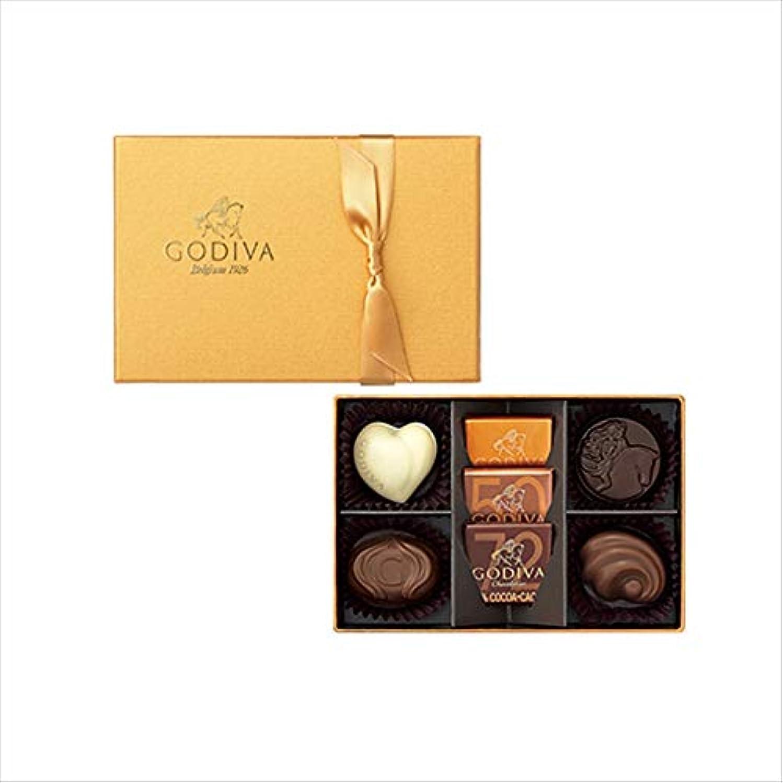 ごちそう降下歯科のGODIVA(ゴディバ) ゴールドコレクション 7粒入