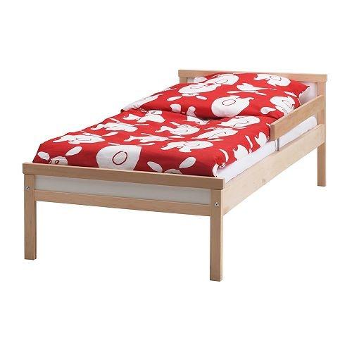 RoomClip商品情報 - ★スニーグラル / SNIGLAR ベッドフレームとすのこ(組み合わせ) / ビーチ[イケア]IKEA(S79873037)