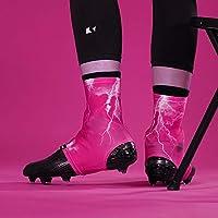 ピンクLightning Spats/Cleat Covers Y
