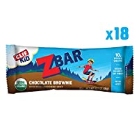 Zバー・フォー・キッズ・チョコレートブラウニー 18本