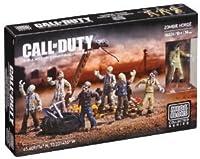 Mega Bloks (メガブロック) Call of Duty Zombies Horde ブロック おもちゃ (並行輸入)