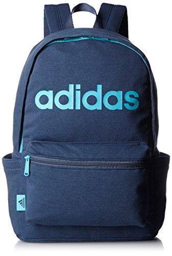 [アディダス] adidas リュック スポーツカジュアル 42cm 17L スウェット素材 47423 47423 15 (ミネラルブルー)