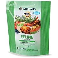 アーテミス フレッシュミックス フィーライン キャットフード  6kg+サンプルフード、オマケ付き   ARTEMIS