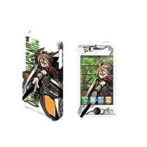 デザエッグ デザジャケット 新・世界樹の迷宮 ミレニアムの少女 iPhone 4/4Sケース&保護シート デザイン01 DJGA-IPE3-m01