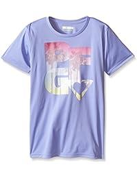 Columbia Girls PFG Haze Graphic Tee Pale Purple XX-Small [並行輸入品]