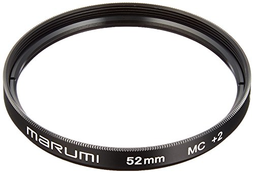 MARUMI カメラ用フィルター クローズアップレンズ MC+2 52mm 近接撮影用 032070