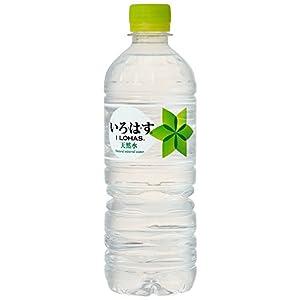 コカ・コーラ い・ろ・は・す 天然水 ペットボトル 555ml×24本