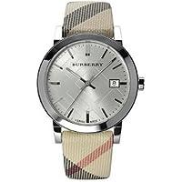 腕時計 バーバリー Burberry Check Fabric Ladies Watch BU9022【並行輸入品】