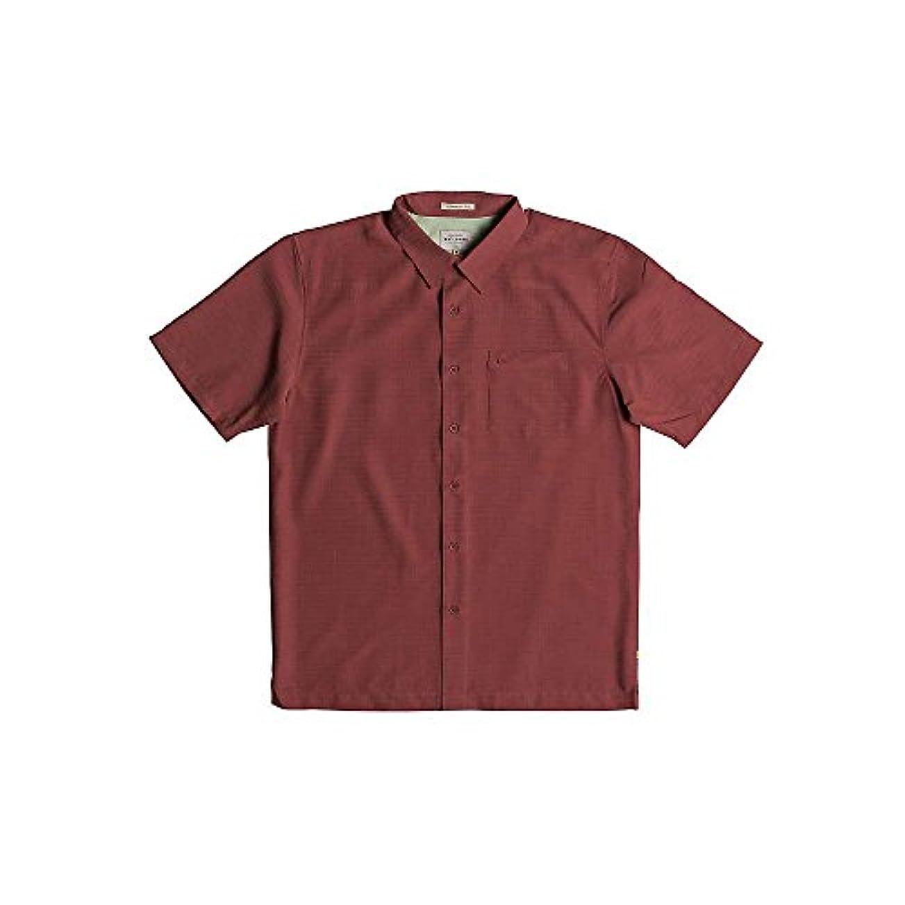 写真撮影電話するかりて[クイックシルバー] メンズ シャツ Quiksilver Men's Centinela 4 Shirt [並行輸入品]