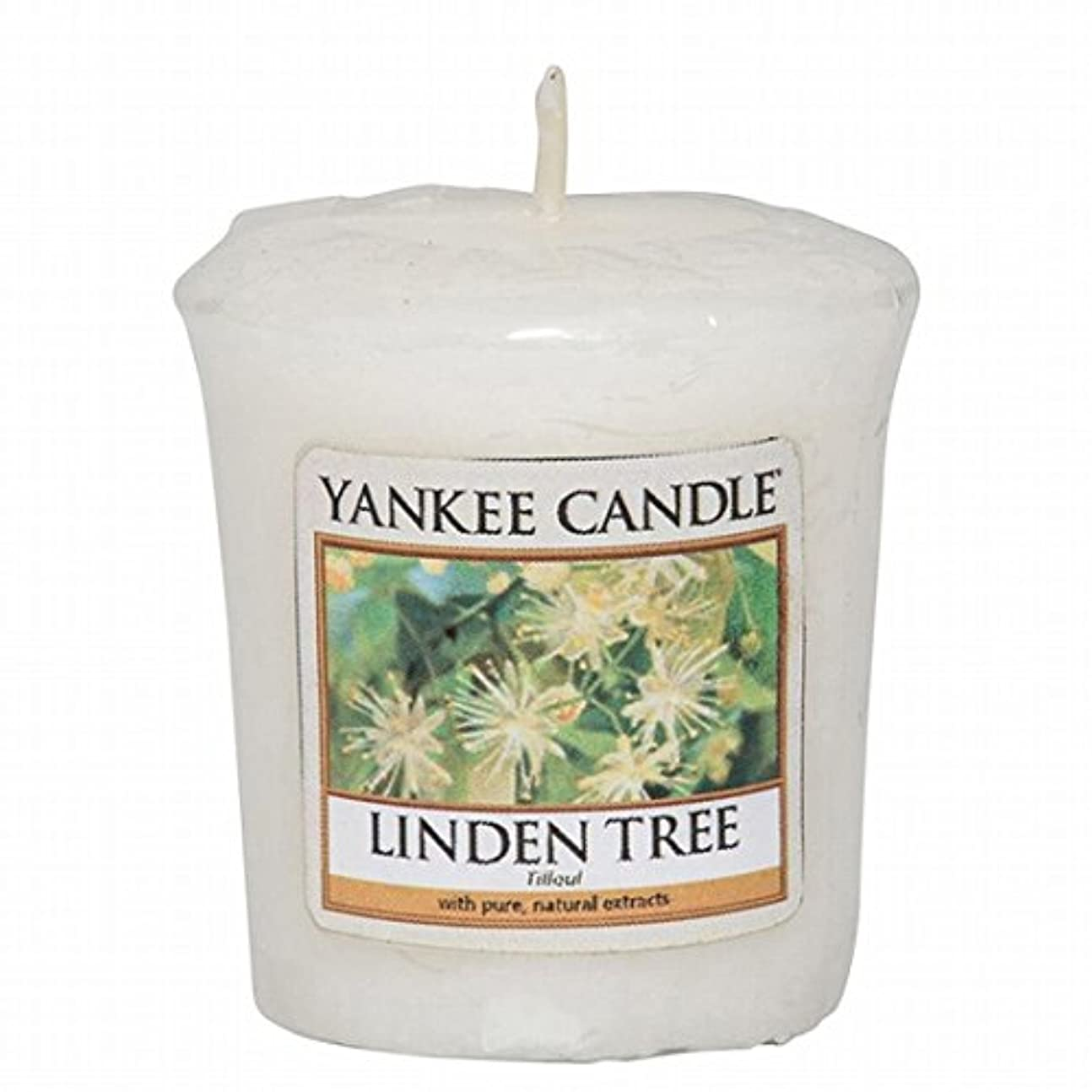 ジョージハンブリー外交ここにYANKEE CANDLE(ヤンキーキャンドル) YANKEE CANDLE サンプラー 「リンデンツリー」(K00105289)