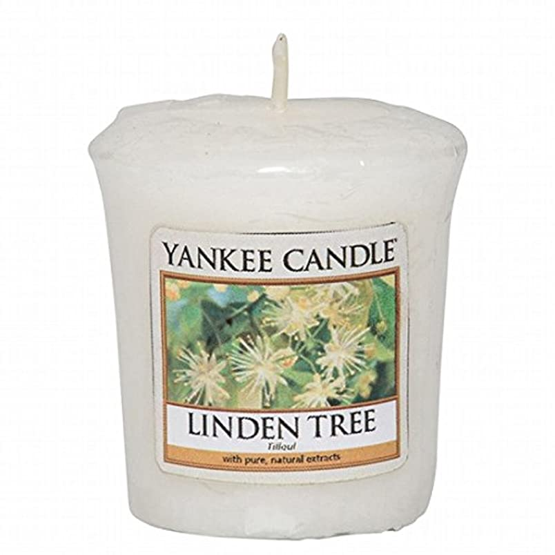 履歴書ご予約表面的なヤンキーキャンドル(YANKEE CANDLE) YANKEE CANDLE サンプラー 「リンデンツリー」