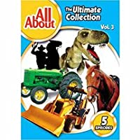 All About Ultimate Collection 3 [DVD] [Import]